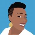 Dessin avatar de Joanne Guirand, auteur à Val d'Oise Tourisme