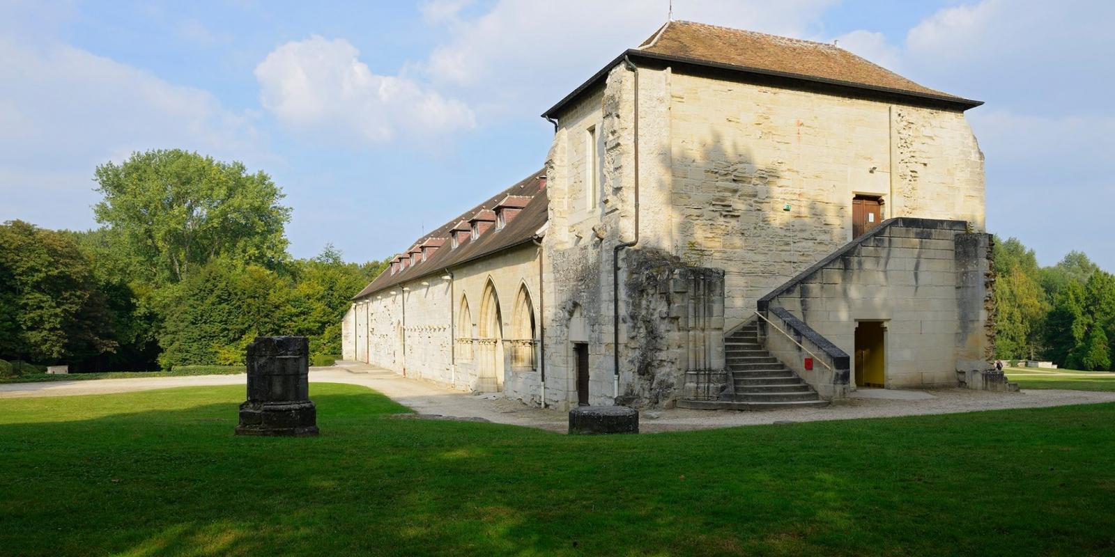 Photo de l'Abbaye de Maubuisson