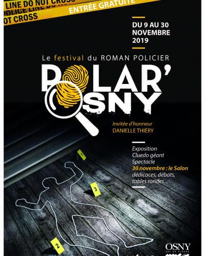 Affiche du Festival Polar'Osny