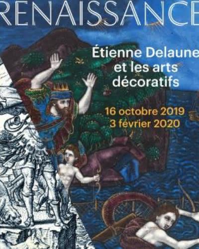 Exposition « Graver la Renaissance. Etienne Delaune et les arts décoratifs »