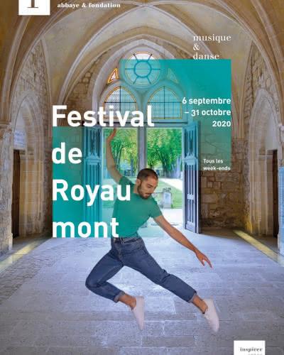 Affiche du Festival de Royaumont 2020