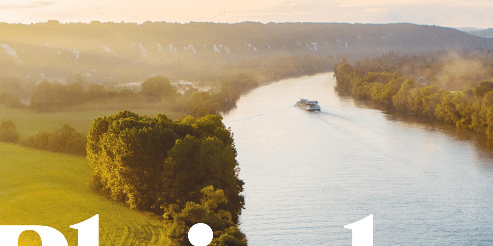 Affiche de la campagne Plein les mirettes pour le Vexin par le Conseil Départemental du Val d'Oise