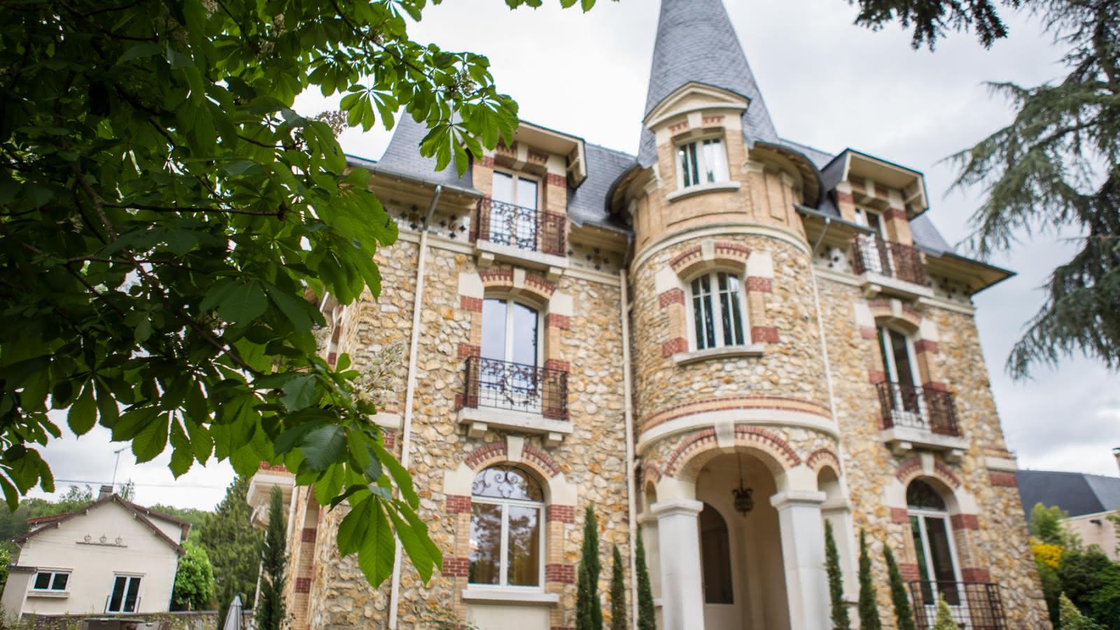 Photo de l'hébergement La Feulleraie à Saint-Leu-la-Forêt