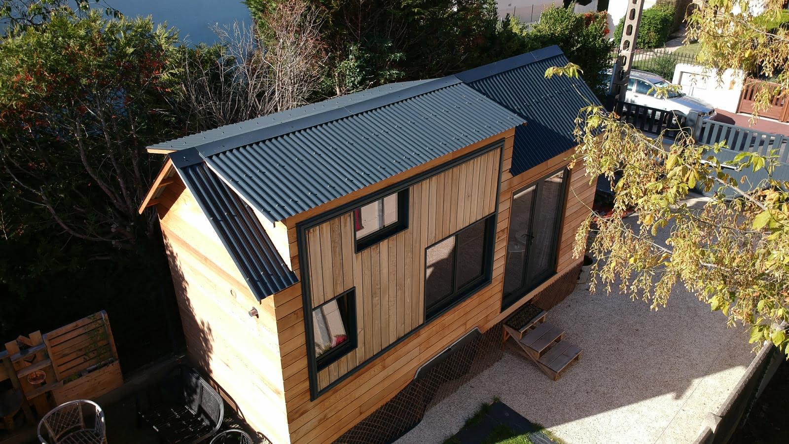 Photo de la Tiny House à Eaubonne