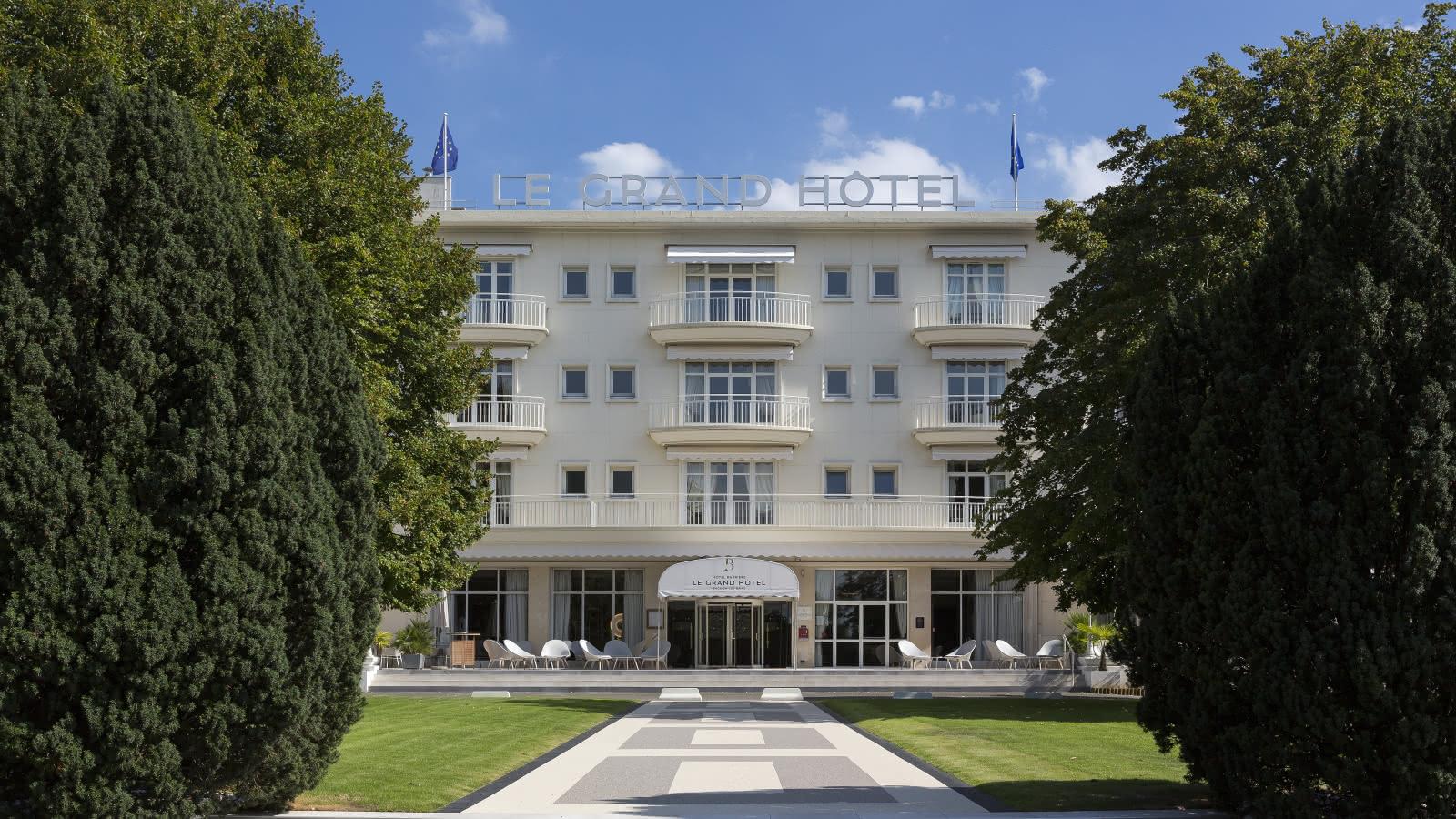 Photo du Grand Hôtel Barrière à Enghien-les-Bains