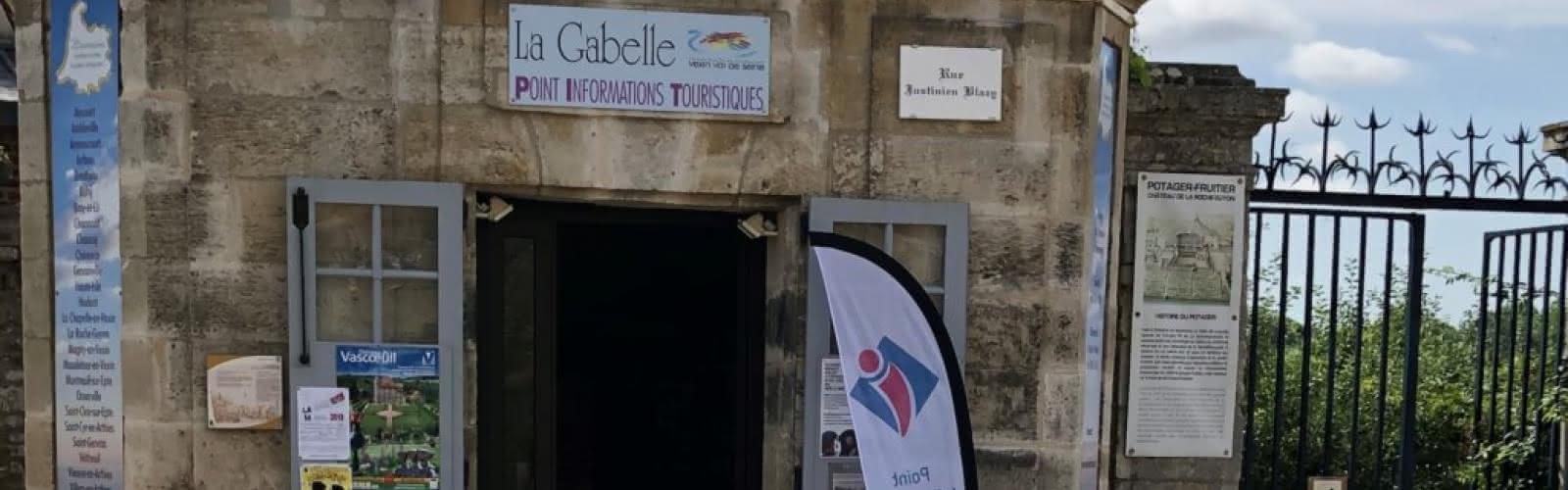 La Gabelle – Point Info Tourisme
