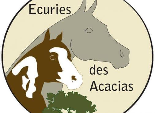 Logo des Ecuries des Acacias