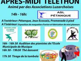 Téléthon 2019 à Luzarches