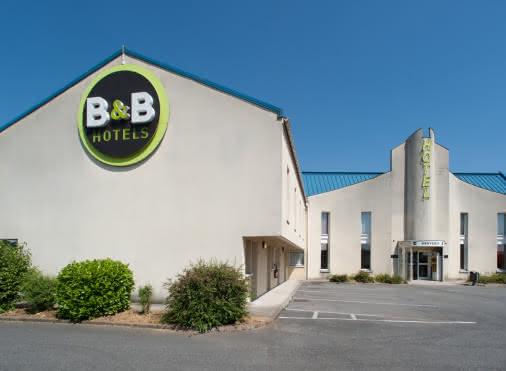 B&B Hôtel Saint-Witz