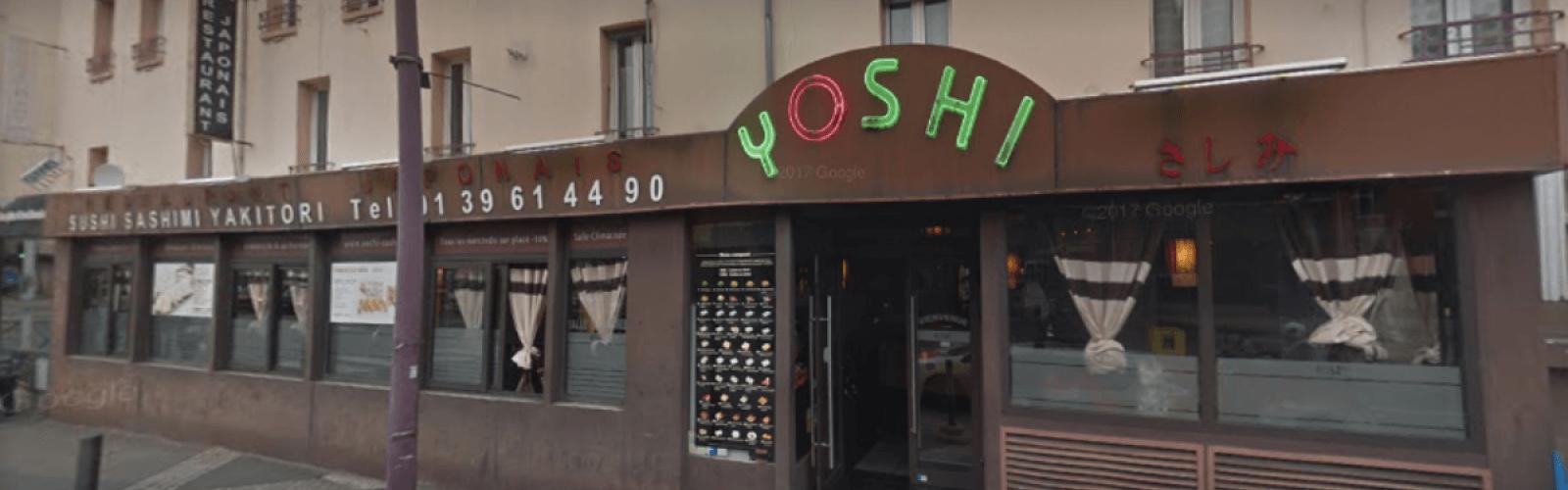 Yoshi Sushi Bezons