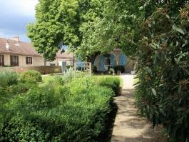 Jardin de la maison Bernardin de Saint-Pierre
