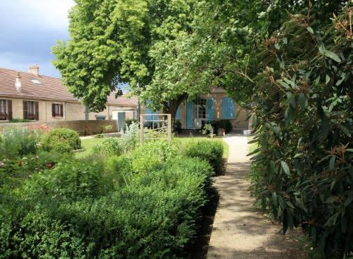 Bernardin de Saint-Pierre Garden House