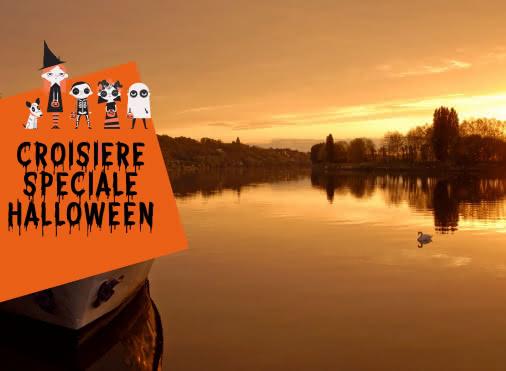 Croisière 'spéciale Halloween'