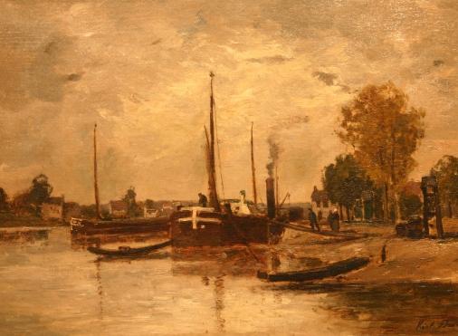 Musée Daubigny, Manoir des Colombières