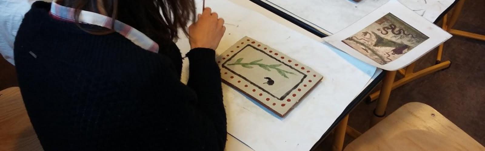 Atelier jeunes archéos (Archéa)