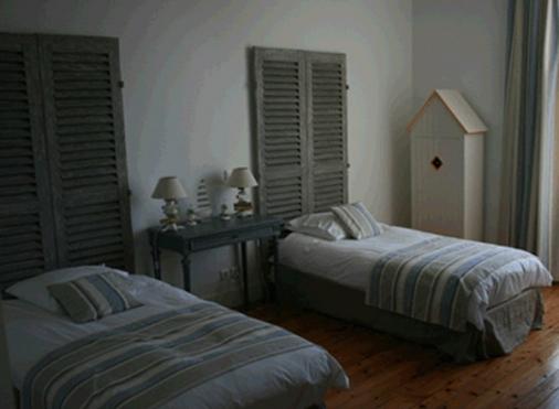 Chambres d'hôtes GOUZANGREZ 'Le Clos du Saule' N°30060