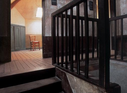 Auberge Ravoux - Chambre Van Gogh - Auvers-sur-Oise