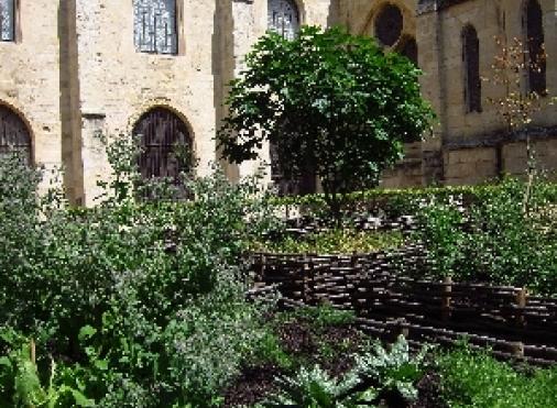 La jardin des 9 carrés