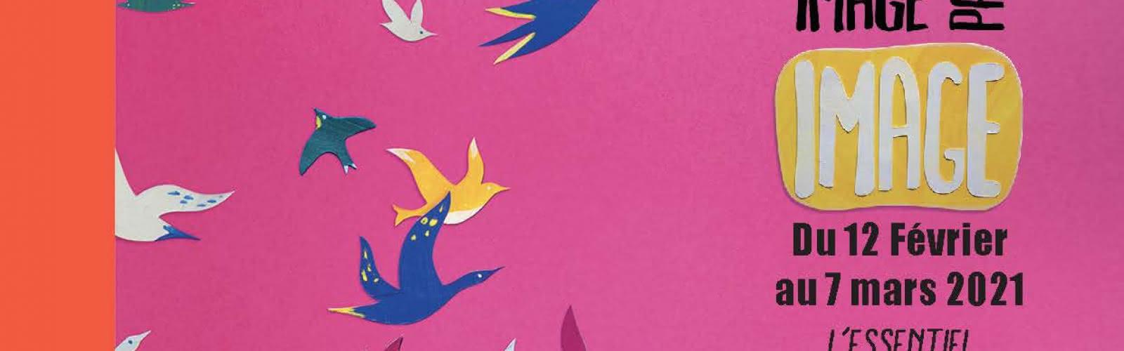 Affiche du Festival Image par Image 2021