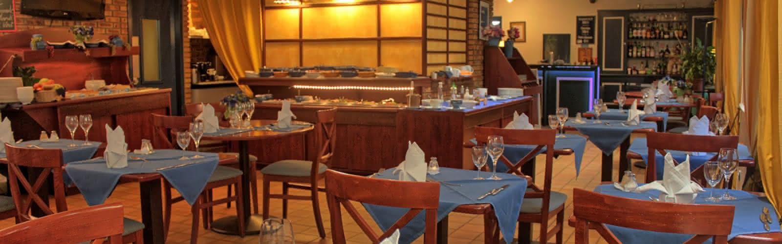 Restaurant de l'Hôtel Bleu de France