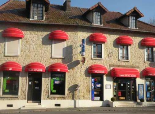 Café de la Gare - Restaurant le Mawby's