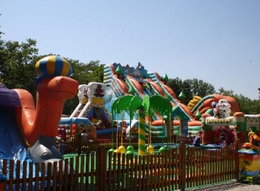 Kid's park, des jeux gonflables pour un moment de détente et de loisirs