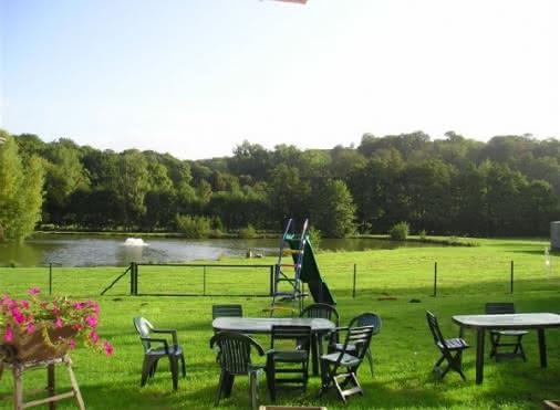 Les étangs du Moulin Neuf