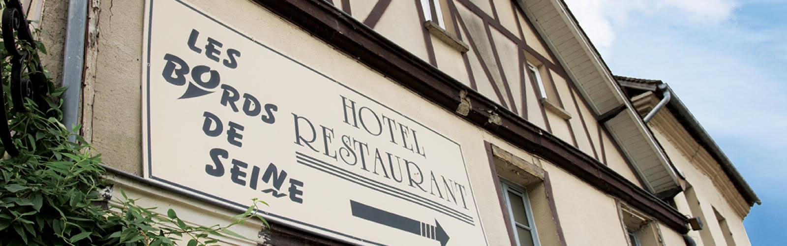 Hôtel les Bords de Seine
