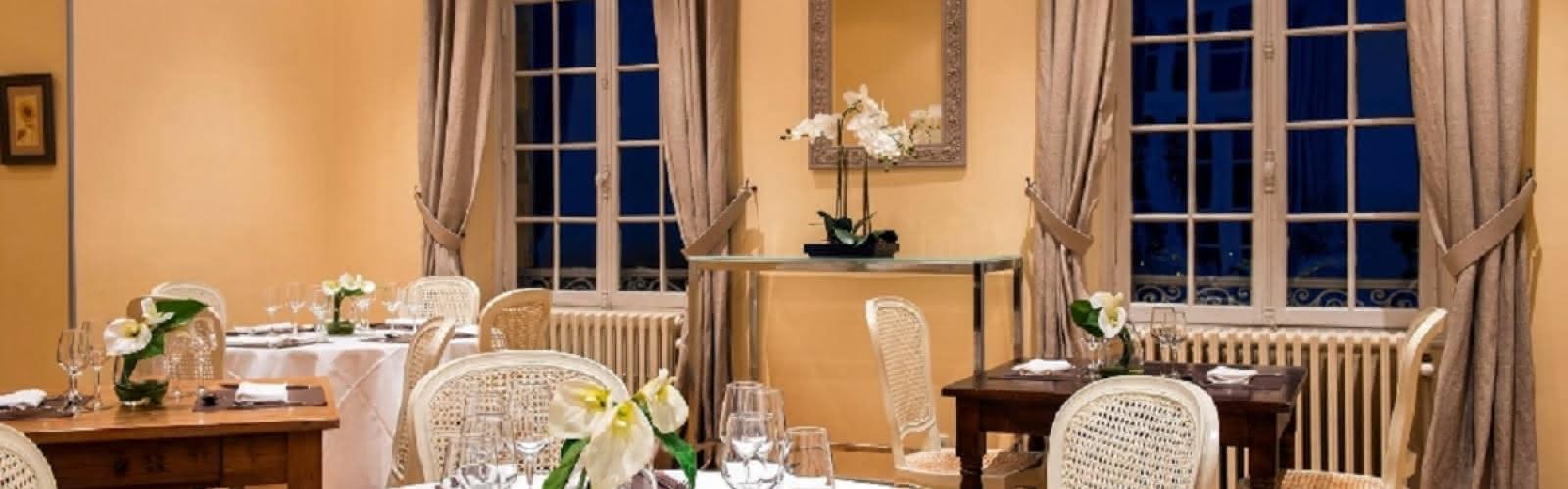 Le Club Restaurant de l'Hermitage