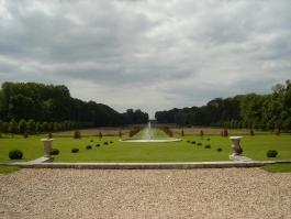 Parc du château d'Epinay-Champlâtreux