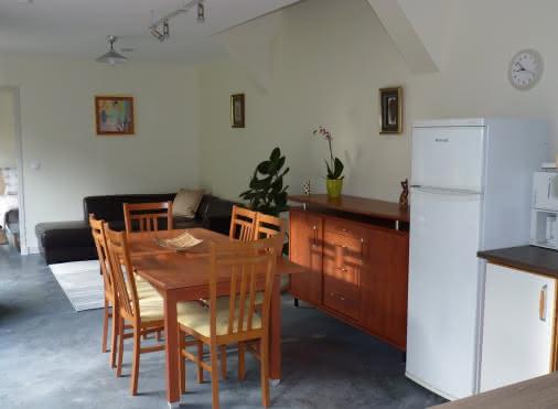 Living room - Gîte rural NESLES-LA-VALLEE 'Le Cottage' n°148