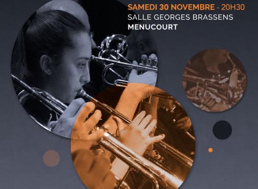 Best of Jazzy : L'Harmonie de Pontoise, le jazz et les crooners