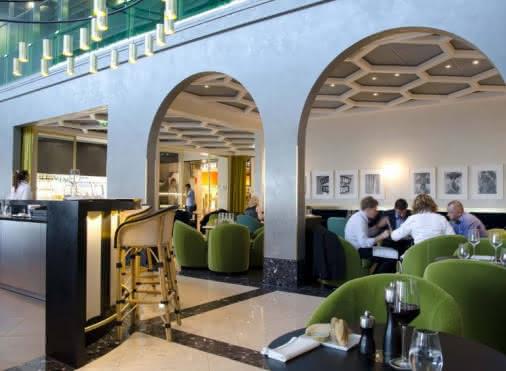 Restaurant I Love Paris by Guy Martin