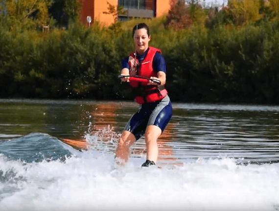 Le wakeboard sur la Seine avec RageBoat