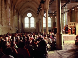 Réfectoire en concert © Michel Chassat