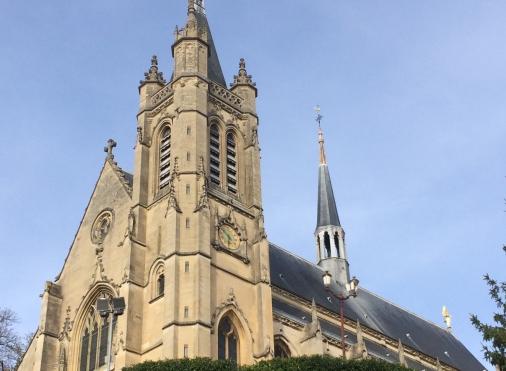 Visite audioguidée 'Les chefs d'oeuvre de la Collégiale Saint-Martin de Montmorency'