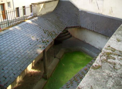 Ancien lavoir d'Écouen