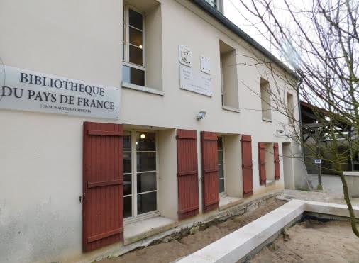 Bibliothèque du Pays de France