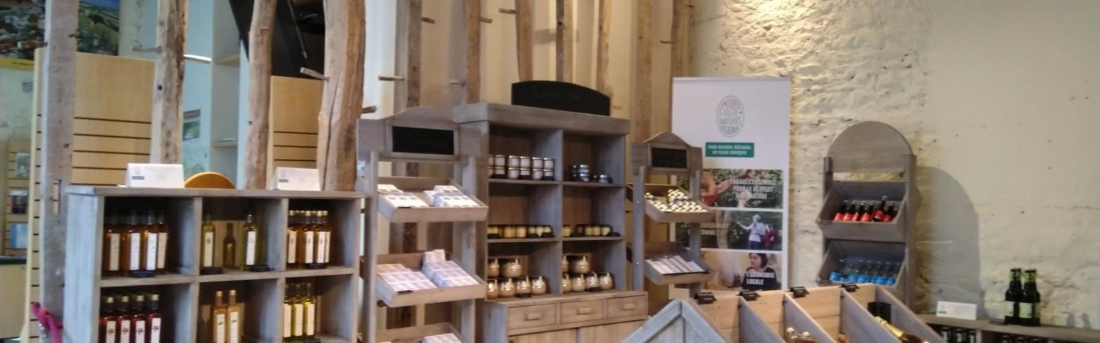 Boutique du Parc - Théméricourt