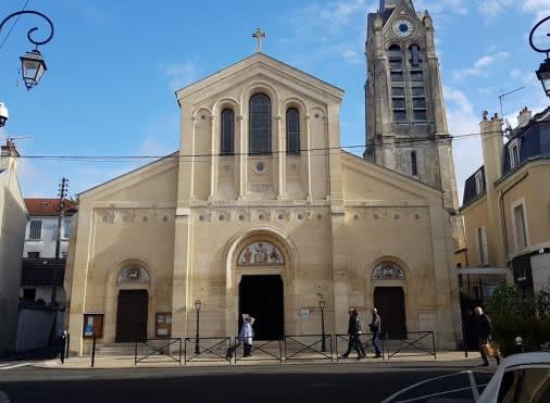 Eglise Saint-Leu-Saint-Gilles