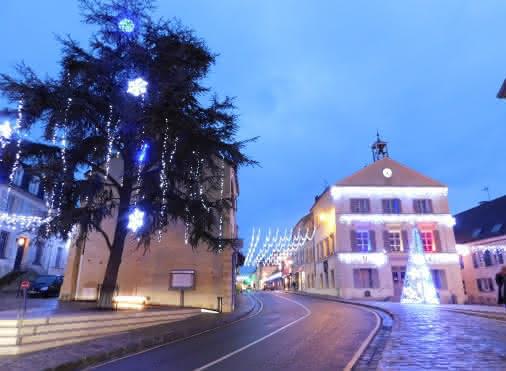 Noël à Luzarches