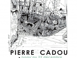 Exposition Pierre Cadou