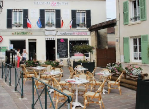 Aux Bonnes M'ASNIERES - Lacroute&Buffet