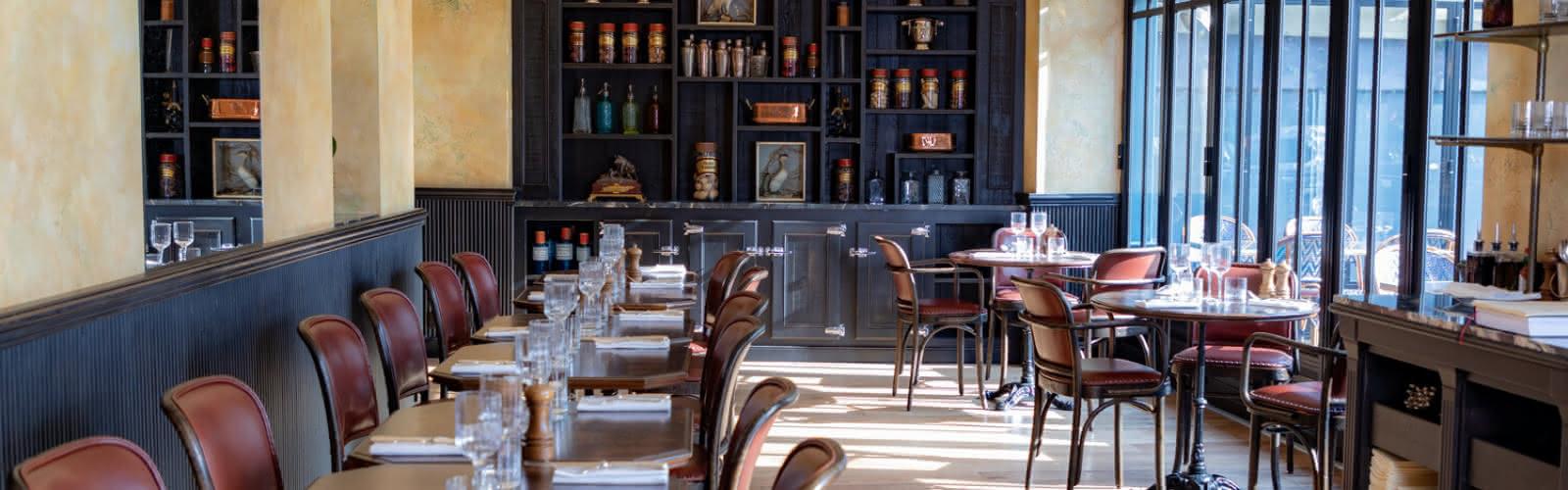 Mauricette Restaurant