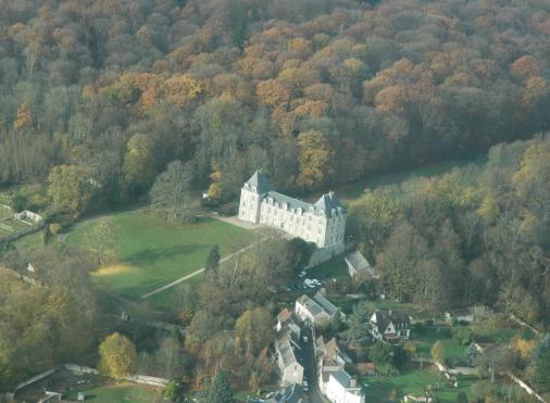 Château de Villers-en-Arthies