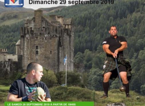 Jeux traditionnels écossais