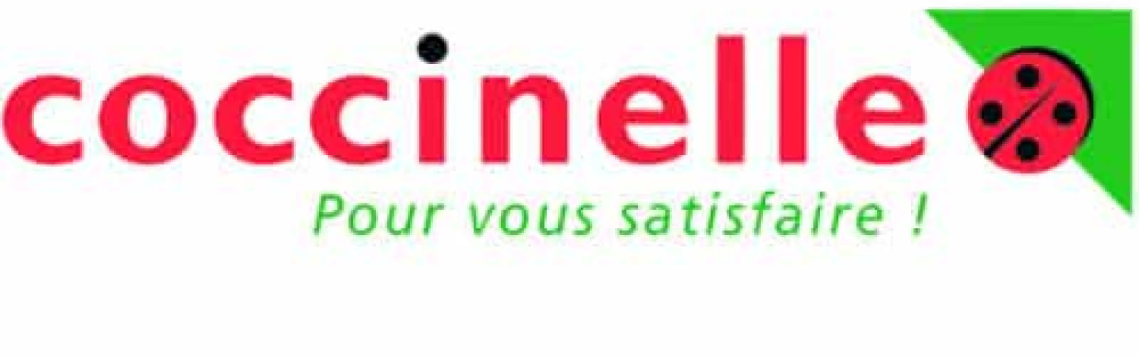 logo Coccinelle - Superette