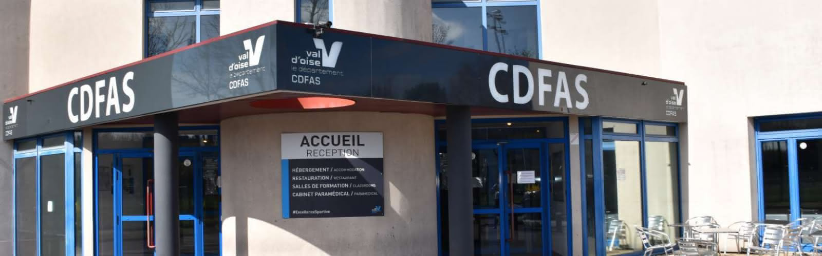 Bandeau Façade CDFAS