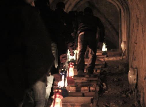 Visites guidées de Décembre : Visite nocturne