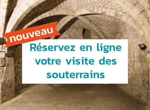 Visites guidées de Septembre : Les souterrains de Pontoise